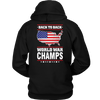World War Champs - 4th Of July Limited Edition Shirts
