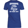 Limited Edition **September Classy Girl** Shirts & Hoodies