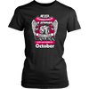 October Women Who Loves Camera Shirts, Hoodie & Tank