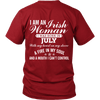 Limited Edition ***Irish Women Born In July*** Shirts & Hoodies