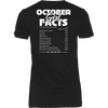 Limited Edition **October Girl Facts** Shirts & Hoodies
