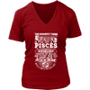 The Dumbest Thing Pisces Woman Shirt