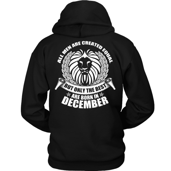 Limited Edition ***Only Best Are Born In December*** Shirts & Hoodies