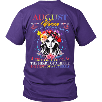 Limited Edition ***August Women Fire Of Lioness*** Shirts & Hoodies