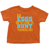 Eggs Hunt Easter - Limited Edition Toddler Shirts