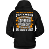 Limited Edition ***Not Just Born In September** Shirts & Hoodies