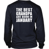 Limited Edition ***January Grandpa  ***Shirts & Hoodies