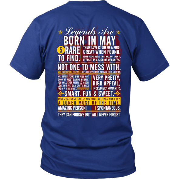 ***Limited Edition May Shirt*** Selling Fast