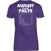 Limited Edition **August Girl Facts** Shirts & Hoodies