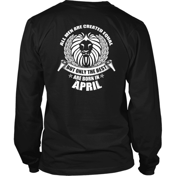 Limited Edition ***Only Best Are Born In April*** Shirts & Hoodies