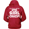 Limited Edition ***April Crazy Girl*** Shirts & Hoodies