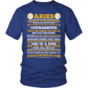 Aries Long Quote Shirt, Hoodie & Tank