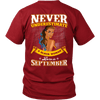 Limited Edition ***September Black Women*** Shirts & Hoodies