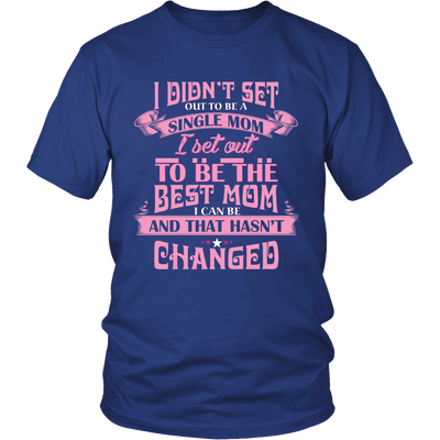 Best Single Mom Shirt, Hoodie & Tank
