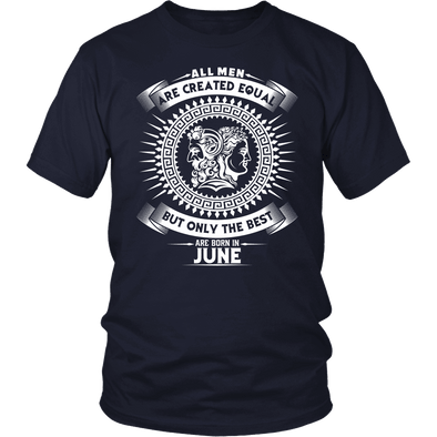 Best Are Born In June - Gemini Shirt, Hoodie & Tank