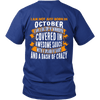 Limited Edition ***Not Just Born In October** Shirts & Hoodies