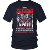 Veteran Born In April Limited Edition Shirt, Hoodie & Tank
