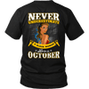 Limited Edition ***October Black Women*** Shirts & Hoodies