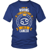 Limited Edition Cancer Shirts & Hoodies
