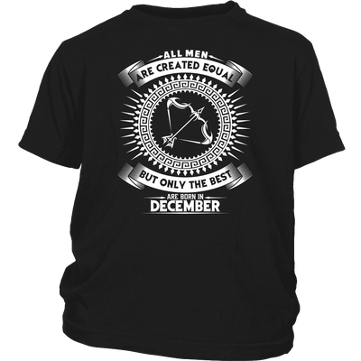 Best Are Born In December T Shirt - Sagittarius Shirt, Hoodie & Tank
