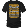 A Capricorn Long Quote Shirt, Hoodie & Tank