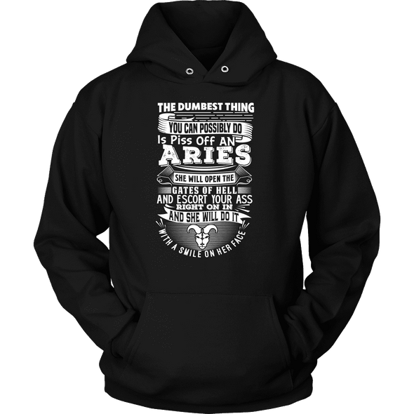 The Dumbest Thing Aries Women Shirt, Hoodie & Tank