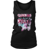 **Limited Edition** July Born Queen Front Print Shirt