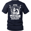 Limited Edition ***Old Lady Born In August*** Shirts & Hoodies