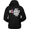 Limited Edition ***Best Nana Ever Back Printed Shirts*** Shirts & Hoodies