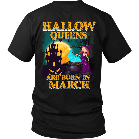 Limited Edition ***March Hallow Queens*** Shirts & Hoodies