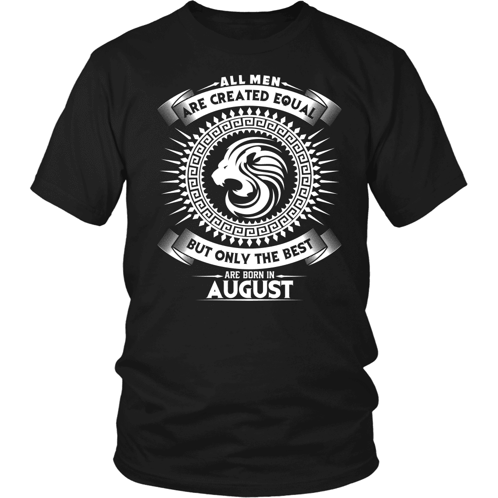 Best Are Born In August - Leo Shirt, Hoodie & Tank