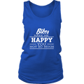 Bikes Makes Me Happy - Limited Edition Shirt