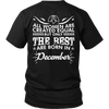 Limited Edition ***Best Women Are Born In December*** Shirts & Hoodies