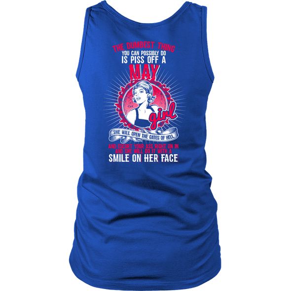 Limited Edition ***Piss Off May Girl*** Shirts & Hoodies