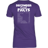 Limited Edition ***December Girl Facts*** Shirts & Hoodies
