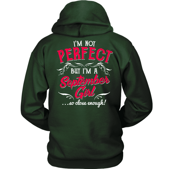 Limited Edition ***September Girl Perfect*** Shirts & Hoodies