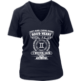 T-shirt - GOOD HEART - GEMINI T-SHIRT