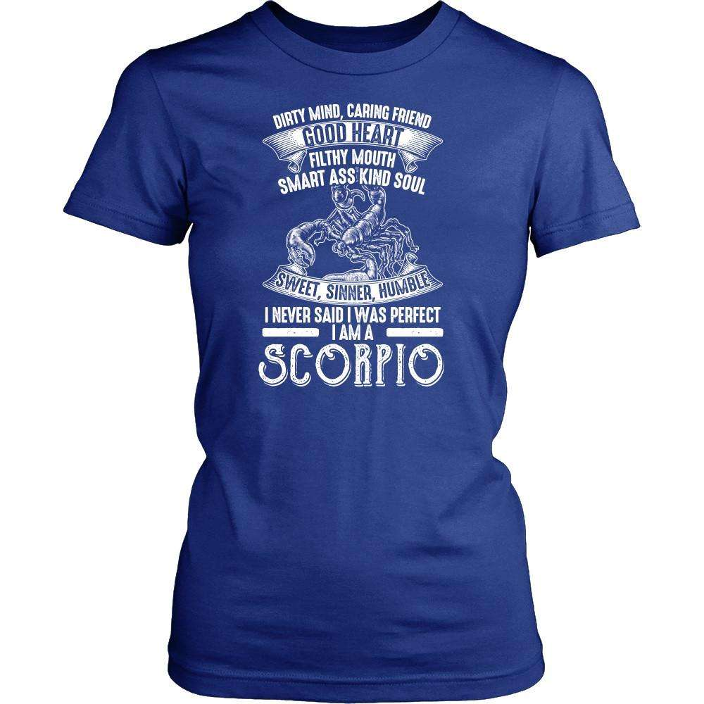 T-shirt - GOOD HEART SCORPIO SHIRT