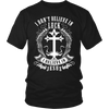 T-shirt - I BELIEVE IN JESUS - SHIRTS