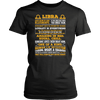 T-shirt - LIBRA LONG QUOTES SHIRT.