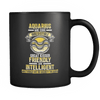 Easier If You Agree Aquarius Mug