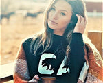 CA~Signature Iconic Ladies Sweatshirt