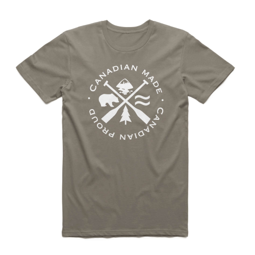 Canadian Proud Mens tshirt Campton Clothing Company®