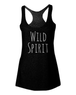 Wild Spirit~Ladies Tank Top Tank Top Campton Clothing Company®