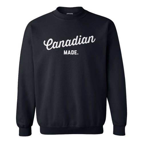 Canadian Made. Sweatshirts & Hoodies Campton Clothing Company®