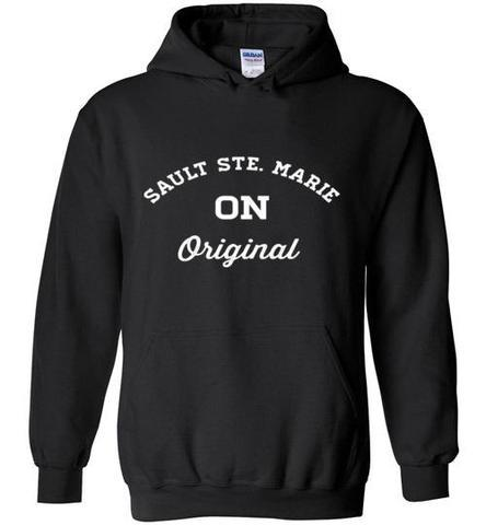 Sault Ste. Marie Original~ Men's & Ladies Hoodie