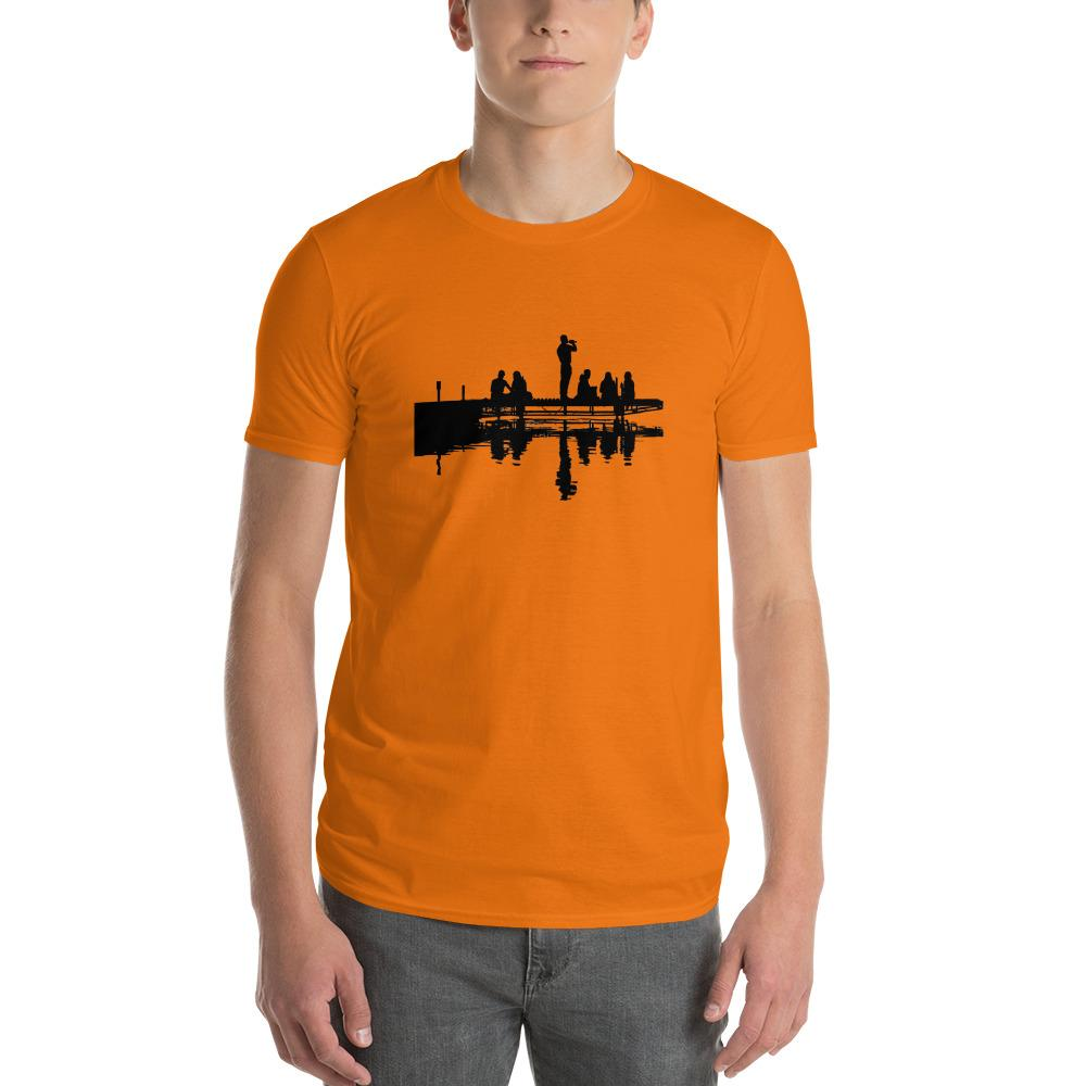 Dockside Tshirt Mens tshirt Campton Clothing Company®