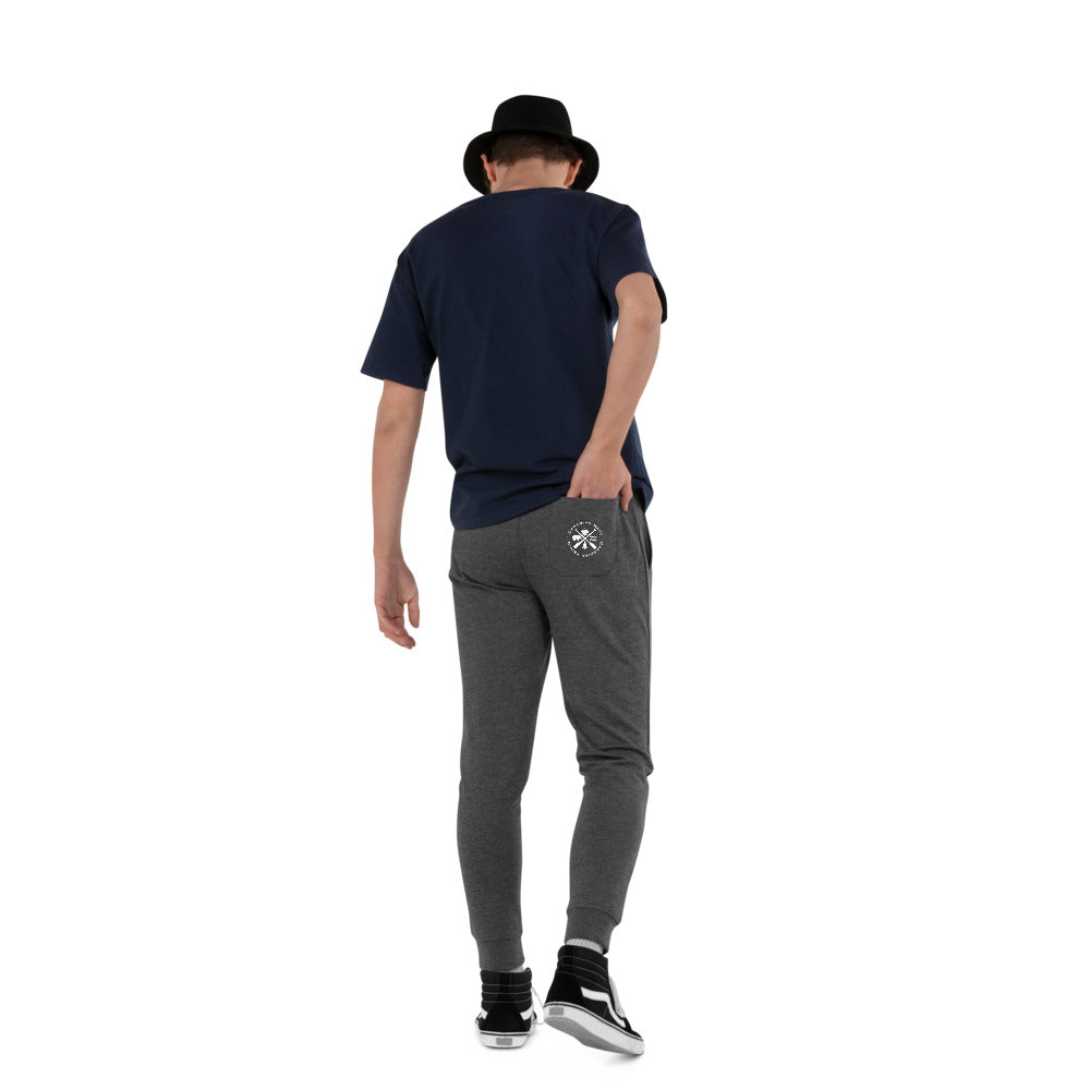 Canadian Made & Proud Unisex Skinny Joggers