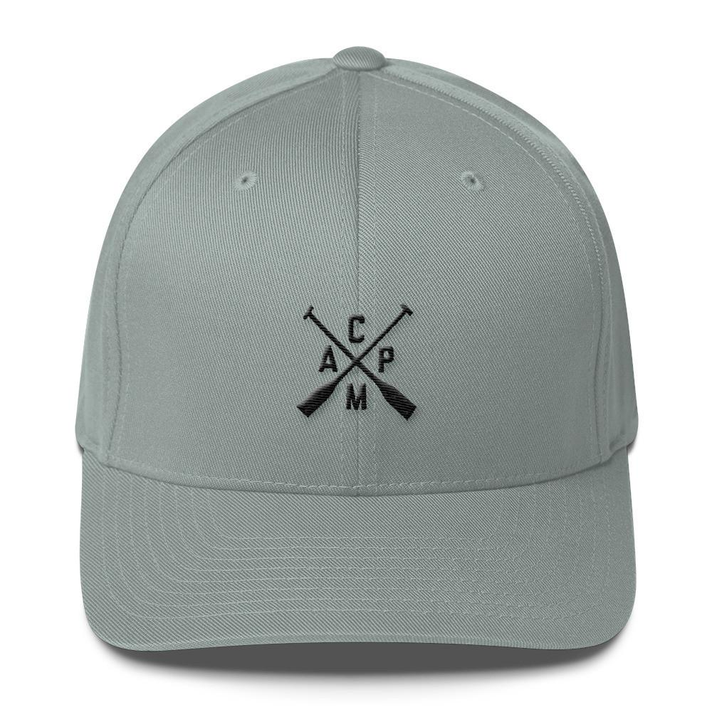 Camp Hat in Grey from Campton Clothing Company®