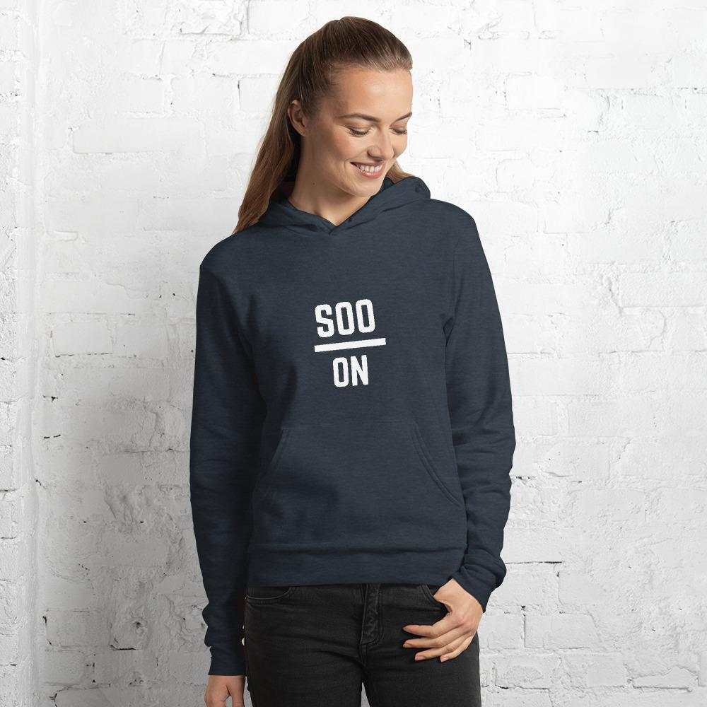 The 'Soo' Sweatshirts & Hoodies Campton Clothing Company®